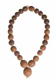 Rosary The word 'bead' derives from the Old English 'bede' (prayer). People fingered sets of beads to count their prayers of penance and dev...