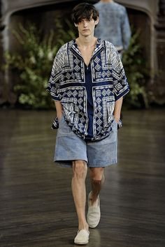 Billy Reid Spring-Summer 2015 Men's Collection