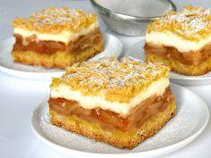 """Bake&Taste: Szarlotka na kruchym cieście (""""najlepsza na świeci..."""