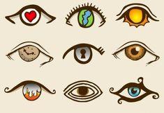 TEST: Izaberite oko koje vas privlači i otkrijte sve o sebi! Psychologie Cognitive, Cognitive Psychology, Trust Yourself, Personality, Engineering, Geek Stuff, Science, Entertaining, This Or That Questions