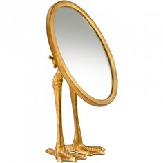 Duck Leg Mirror from purehome