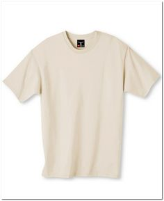 Hanes 5180 6.1 oz Ringspun Cotton Beefy T-Shirt - Free Shipping Available
