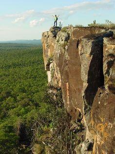 Parque Nacional das Emas, Goiás