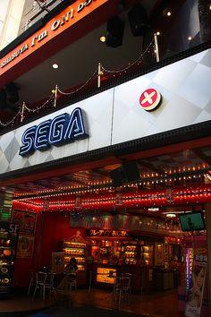 Sega Building, Akihabara