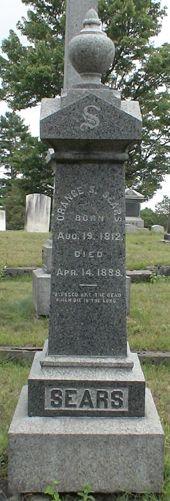 Orange S. Sears (1812 - 1888) - Find A Grave Photos
