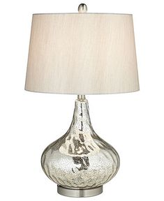 Pacific Coast Table Lamp, Mercuro Glass - Lighting & Lamps - for the home - Macy's