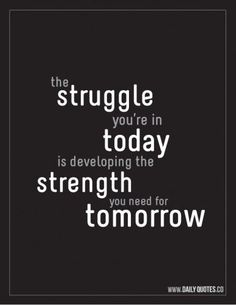 A quote for all those struggling students who need some extra motivation. Keep going to school!!
