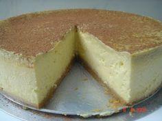 Durian cheesecake, try eggless