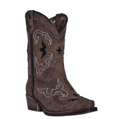 Laredo Children's Rulay Western Boots