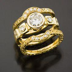 Current Collection, custom design jewelry doug zaruba downtown frederi