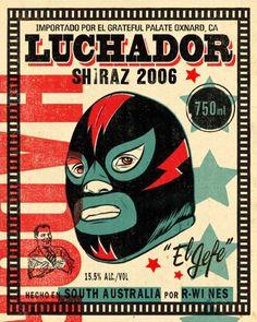 luchador_poster