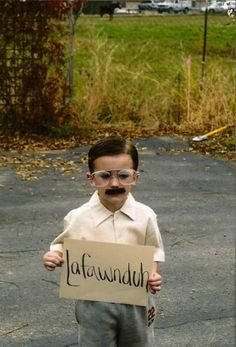 kids' halloween costumes that they're too young to understand...lol