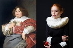 Gouden Eeuw Portretten Rembrandt - Vermeer Laat je eigen Gouden Eeuw Portret maken. Jan Evertsenstraat 4 t/m 8 Amsterdam