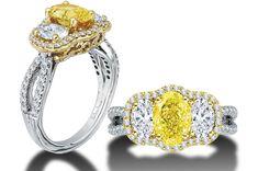 Shah Diamonds Shah luxury boutique diamond engagement ring