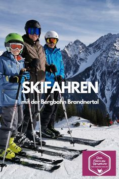 Eines der schönsten Skigebiete in Vorarlberg zum Skifahren mit Kindern - samt Kinderland und schönen langen Skibabfahrten. Zudem viele Möglichkeiten für einen Winterurlaub ohne Ski aber mit viel Schneerlebnis. #brandnertal #skigebiet #vorarlberg #österrreich Safari, Mount Everest, Mountains, Nature, Travel, Ski Resorts, Ski Trips, Winter Vacations, Skiing
