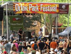 Orton Park Festival