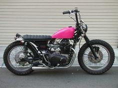 Custom honda cb175
