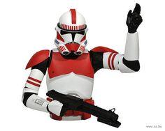 Звёздные войны — Командир Тайр, копилка