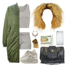 """""""Im a weirdo//what the hell am I doing here?"""" by queen-tiller ❤ liked on Polyvore featuring Champion, adidas Originals, 6397, Kismet by Milka, Chanel, In God We Trust, women's clothing, women's fashion, women and female"""