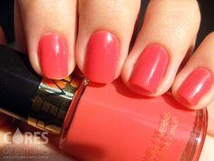 Loving Make Mine Mango by Revlon. Thanks, Nina!!
