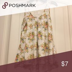 Selling this Floral tank top. on Poshmark! My username is: abby_perez26. #shopmycloset #poshmark #fashion #shopping #style #forsale #Tops