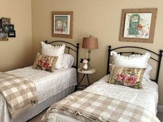 Easy Twin Bedroom Decorations For Adults