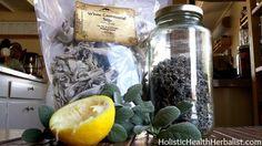herbal deodorant ingredients