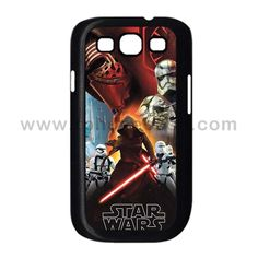 Galaxy S3 Durable Hard Case Design With Star Wars The Force Awakens