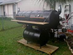 BBQ smoker!