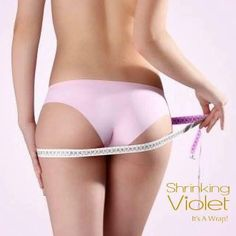 Shrinking Violet Body Wrap a revolutionary product that allows Salons and Spas to deliver extremely impressive results in non surgical  body sculpting! pro.tibbyolivier.com #inchloss #bodysculpting #shrinkingviolet #shrinkinginches