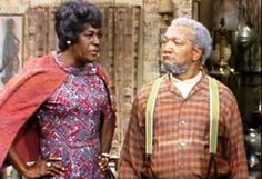 Sanford and Son - Ester, Fred