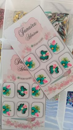 Eyeliner, Nails Inspiration, Gift Wrapping, Nail Art, Stickers, Manicures, Alice, Nail Stickers, Nail Jewels