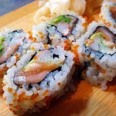 Boston Roll - Sushi Recipe