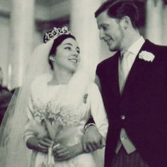King Simeon II and Queen Margarita of Bulgaria. Monarchy abolished by the Communist government 1947