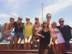 Great day at Manly beach. The Sydney harbour bridge is behind us but the photographer was pants! #squad #sydney #manly #beach #sydneyharbourbridge #boat #sunshine by tayls3990 http://ift.tt/1NRMbNv