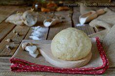 Impasto per biscotti inzupposi  Ricetta base infallibile