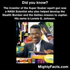 #NASA #stealthbomber #jupiter #supersoaker #scientists