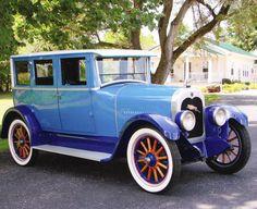 1923 Apperson Jackrabbit- (Apperson Automobile Co. Kokomo, Indiana 1902-1926)