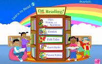 Starfall Learn To Read 2 (best educational Android apps for kids)
