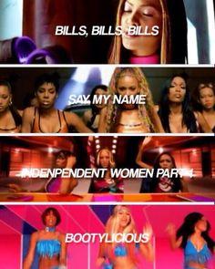 Beyoncé - Destiny's Child