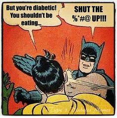 Type 1 Diabetes Memes: Photo
