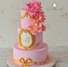 victorian style cake