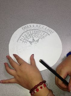 5th Grade Mandala Project The Mandala Project provides a creative visual and experiential demonstration of unity with diversity.  Integrated project.