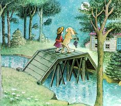 Mr. Rabbit and the Lovely Present - written by Charlotte Zolotow, illustrated by Maurice Sendak (1962)