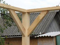 Kerti faház építése még sosem volt ennyire egyszerű! - Friss - Kert Pavilion, Bali, Pergola, Garage, Woodworking, Outdoor Structures, Carport Garage, Outdoor Pergola, Garages