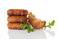 Mark Bittman Vegan Diet Plan: Baked Falafel with Tahini Sauce Vegetarian Facts, Vegetarian Protein, Vegetarian Recipes, Healthy Recipes, Protein Recipes, Falafels, Healthy Foods To Eat, Healthy Eating, Clean Eating