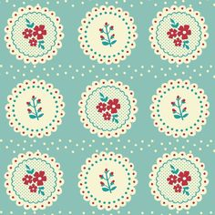 5 Sheets Of Vintage Doily Design Wrapping Paper | DotComGiftShop