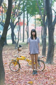lovely!!!    ....and a Dahon!