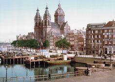 Amsterdam,  St Nicolaas Church (1890 -  1905)
