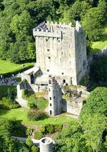 Ashcroft Bed and Breakfast Blarney.   OHHHH, I want to go there!